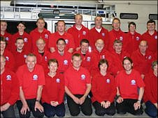 The Holme Valley Mountain Rescue Team