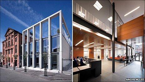 Shettleston Housing Association (Pic by Andrew Lee)