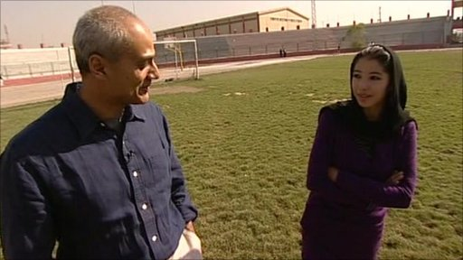 George Alagiah reports from Afghanistan
