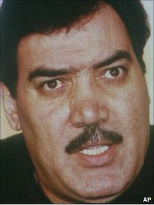 Former Afghan president Najibullah