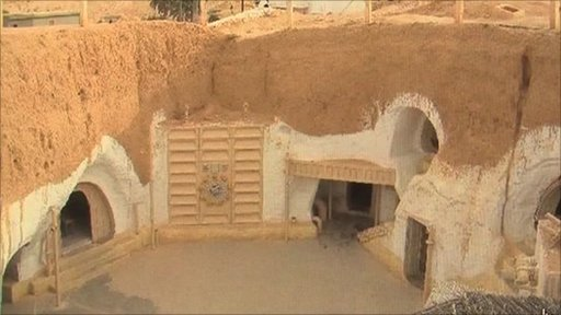 Star Wars hotel in Tunisia