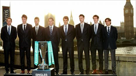 ATP World Tour Finals – player by player