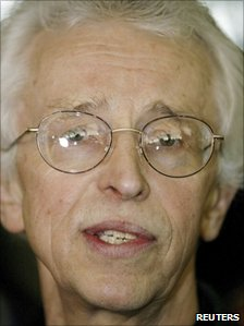 Siegfried Hecker, file pic from 2004