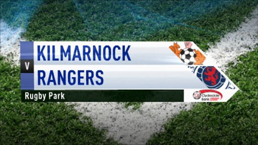 Highlights - Kilmarnock 2-3 Rangers