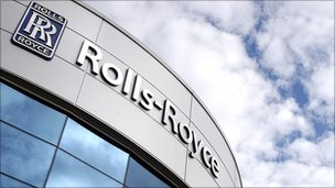 Rolls-Royce logo