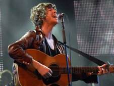 Luke Pritchard from The Kooks