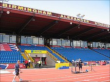 Alexander Stadium 2009