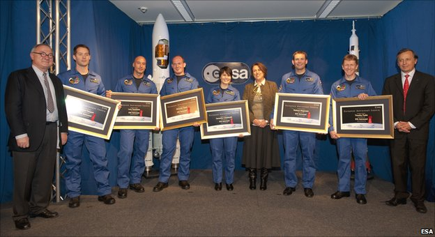 Esa recruits graduate (Esa)
