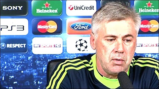Quit rumours 'totally untrue' - Ancelotti