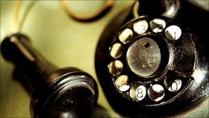 Telephone, Eyewire