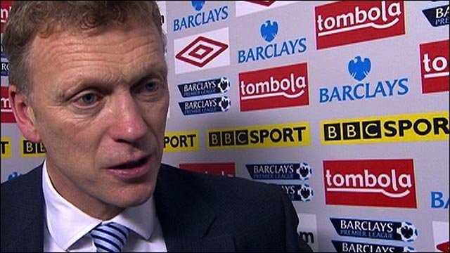 Everton&amp;apos;s David Moyes disappointed by Sunderland draw