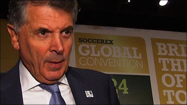 We are at a critical time for World Cup 2018 bid - Dein
