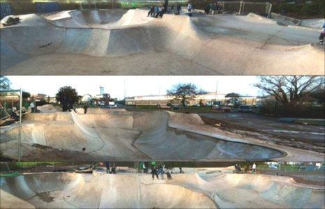 Hereford skatepark