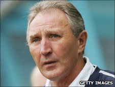 Sheffield Wednesday chairman Howard Wilkinson