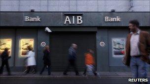 AIB branch