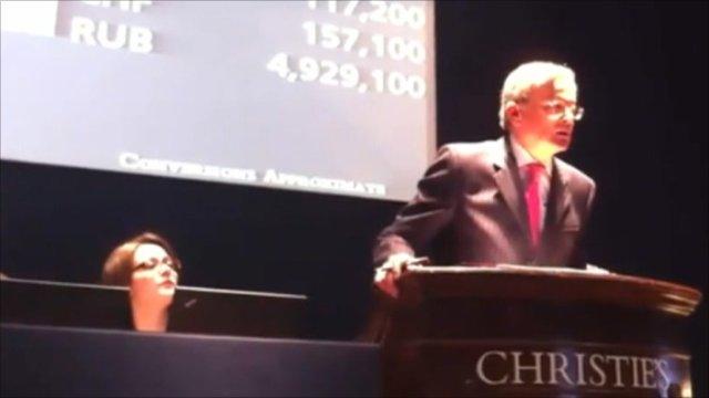 Christie's auction