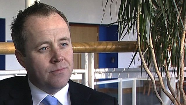 Three-time World Snooker champion John Higgins
