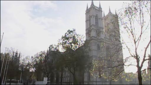 Abaty Westminster, Llundain