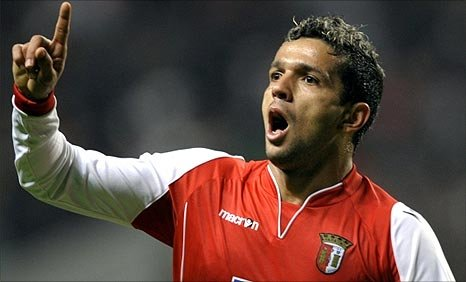 Braga goalscorer Matheus