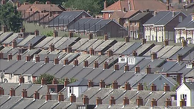 House prices image (BBC News)