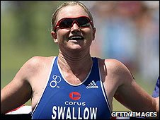 Jodie Swallow