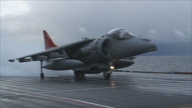 Ark Royal Harrier