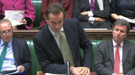 Cabinet Office Minister Nick Hurd