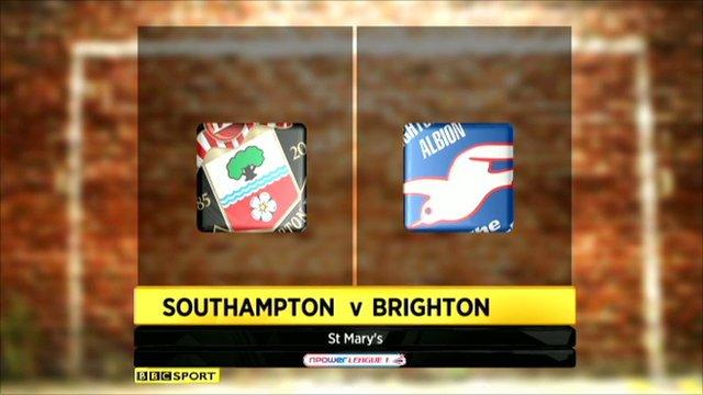 Highlights - Southampton 0-0 Brighton
