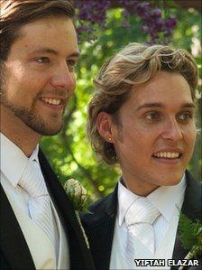 Josh Vandiver and Henry Velandia