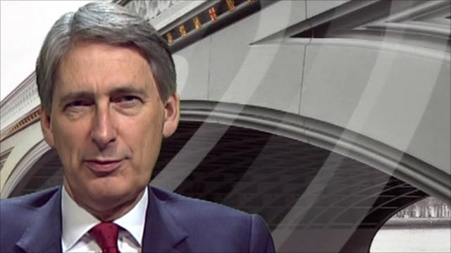 Transport Secretary Philip Hammond