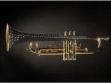 Diamante trumpet