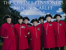 The Chelsea Pensioners album Men in Scarlet