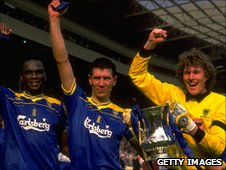 Wimbledon win the FA Cup in 1988