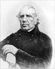 Parliamentary reformer Samuel Bamford