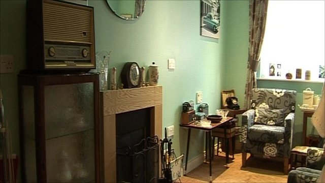 The 1950s room