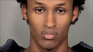 Mohamed Osman Mohamud - police photo