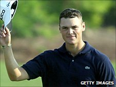 Germany's Martin Kaymer won the 2010 Race to Dubai