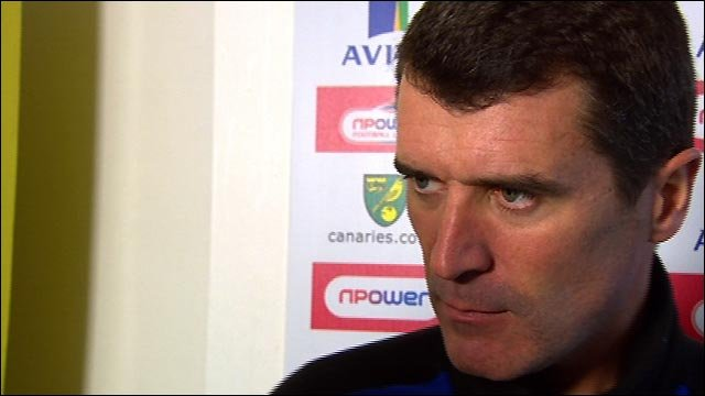 Roy Keane fumes at Ipswich errors as Norwich triumph