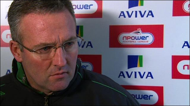 Lambert thrilled with display as Norwich beat Ipswich