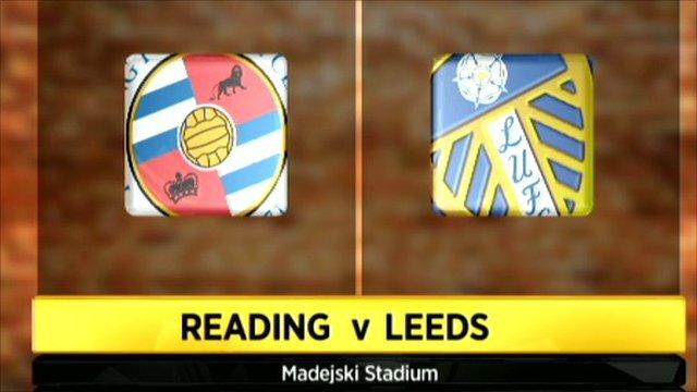 Reading 0-0 Leeds