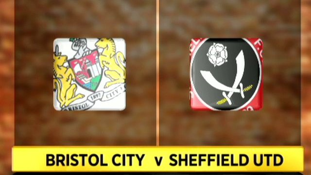 Bristol City 3-0 Sheffield United