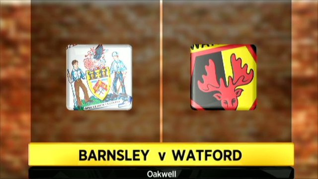 Barnsley 0-0 Watford