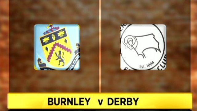 Burnley 2-1 Derby