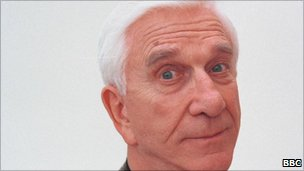 Actor Leslie Nielsen, who has died aged 84