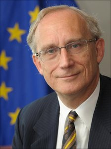 Nicholas Ilett, acting director general, Olaf