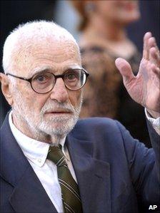 Mario Monicelli (file pic)