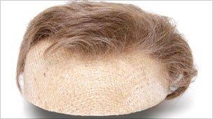 John Wayne's wig he wore in El Dorado