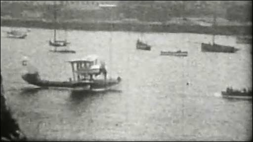 Still from Plymouth - the pre-war years