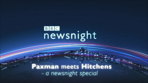 Paxman meets Hitchens