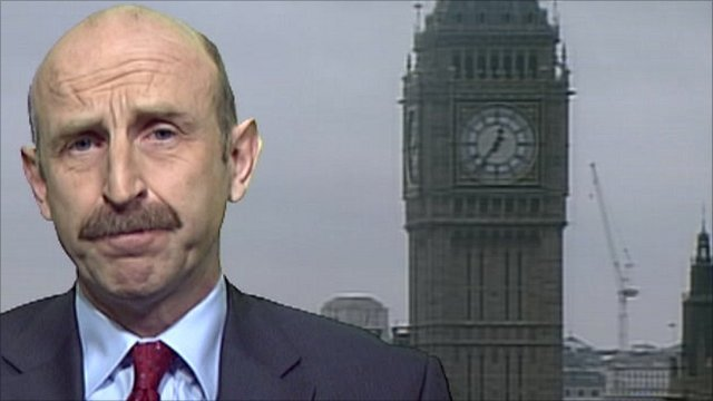 Shadow health secretary John Healey